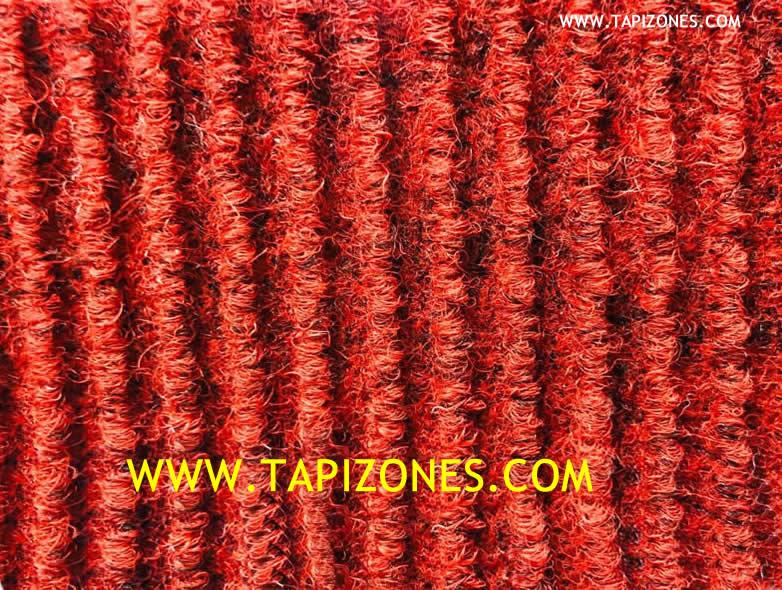 tapizon rojo