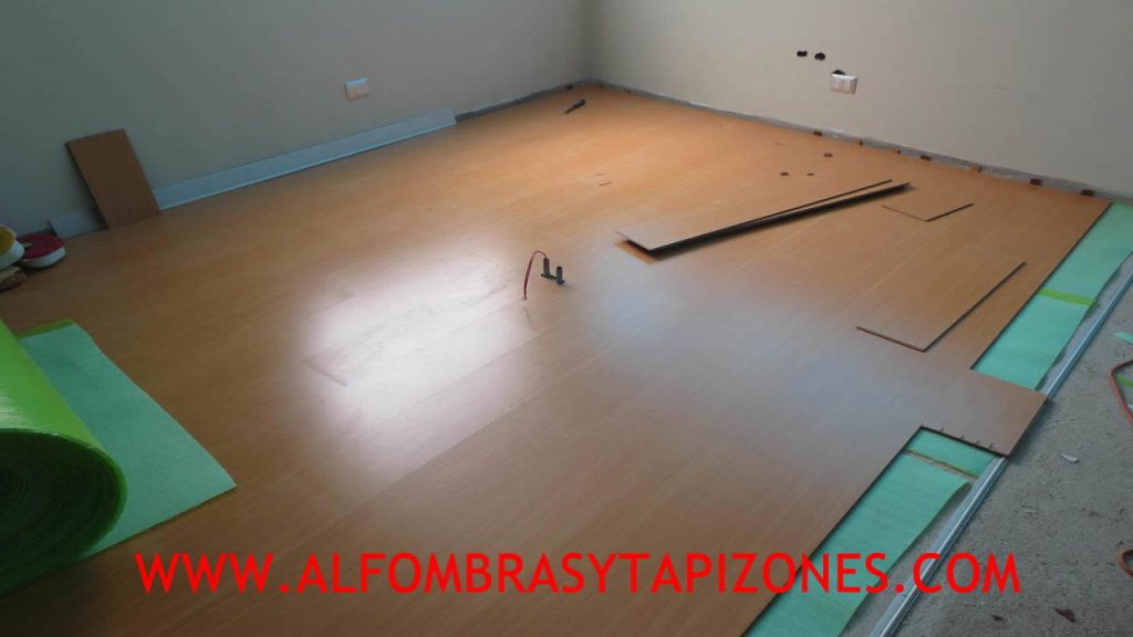 Venta de pisos laminados