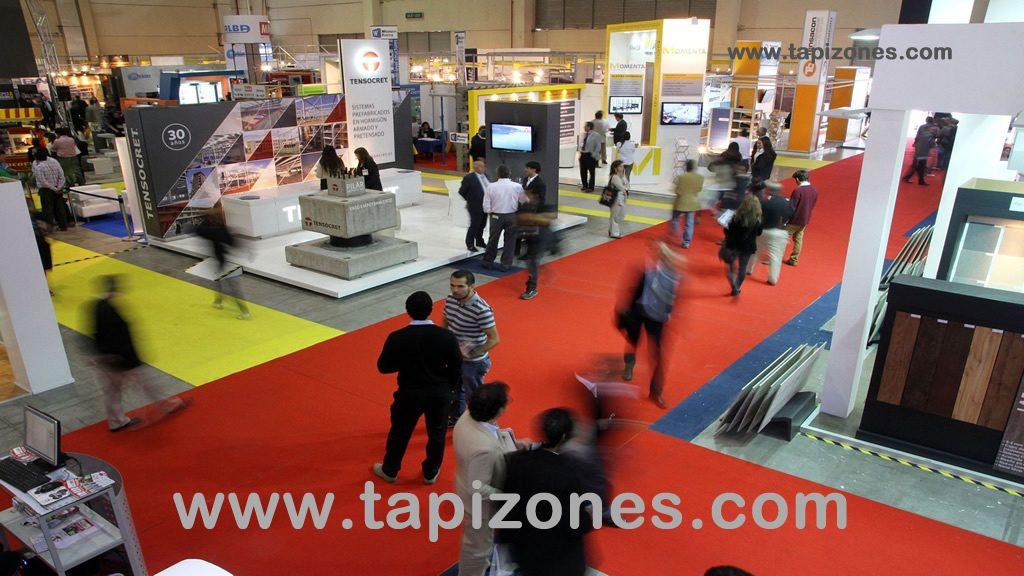 instalación de tapizon en los olivos