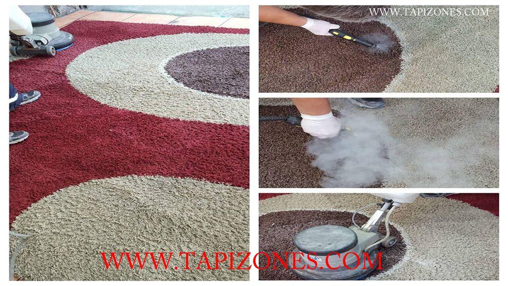 lavado de alfombras en seco
